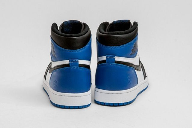 Air Jordan 1 Fragment Design 5
