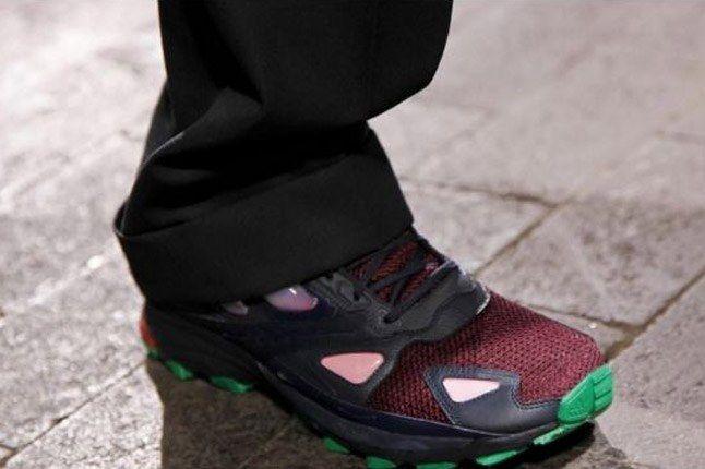 Raf Simons X Adidas In Pants 1