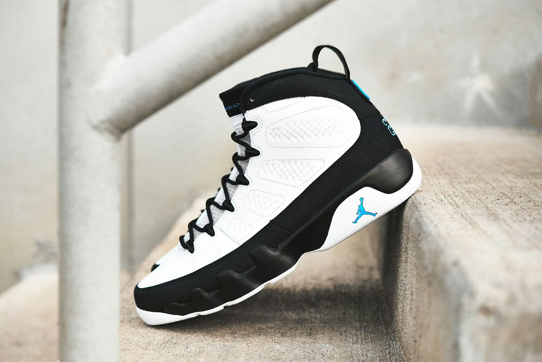 Air Jordan 9 University Blue CT8019-140