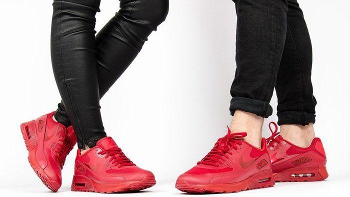 Nike Air Max 90 University Red Gym Red Sneaker Freaker