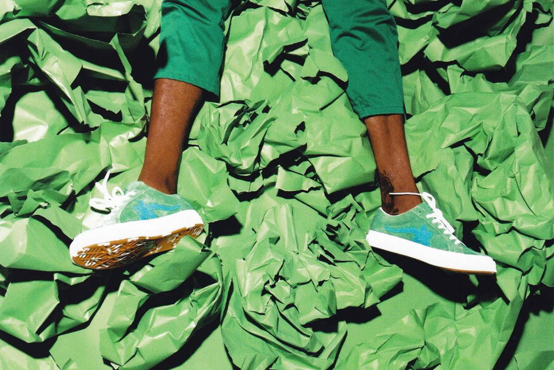 Tyler The Creator X Converse Le Fleur Collection 1
