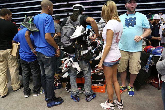 Sneaker Con Washington Dc 2013 07