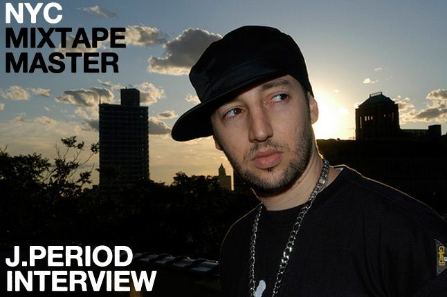 Dj Jperiod Interview Ny 2