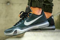 Nike Kobe X Teal Bumper Thumb