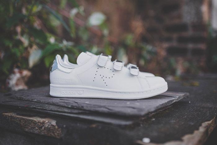 Raf Simons Adidas Stan Smith Comfort White Silver 3