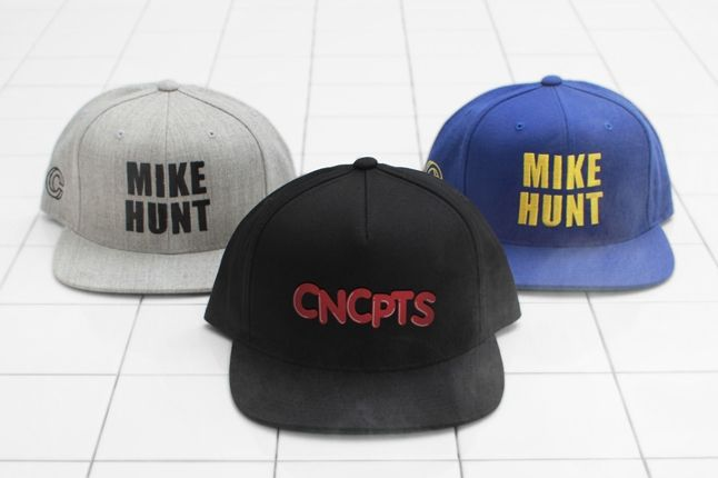 Concepts Capsule Collection Caps 1