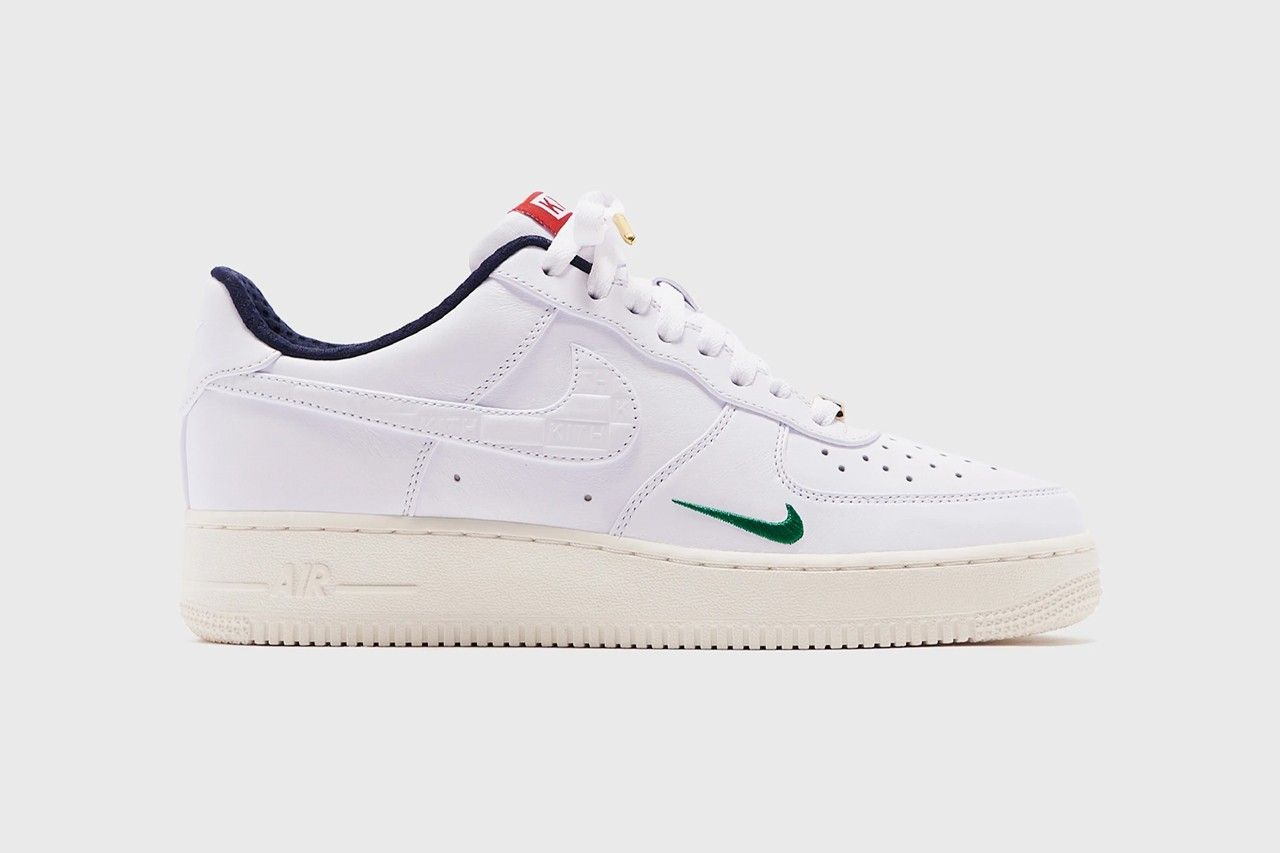 KITH Nike Air Force 1 Friends and Family Right