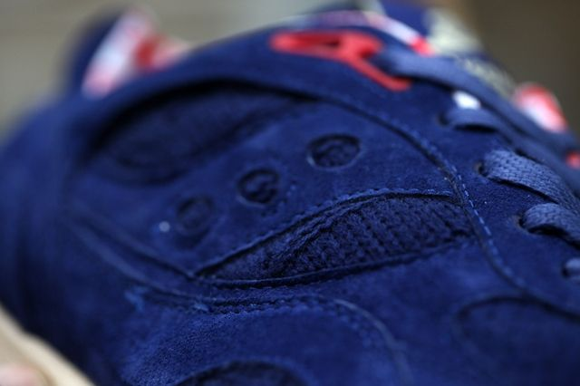 Bodega Saucony Shadow 6000 Sweater Pack 4