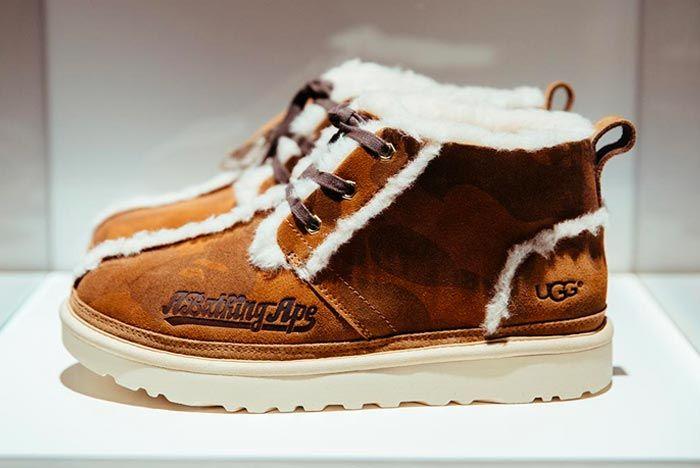 Bape Ugg Boots Release