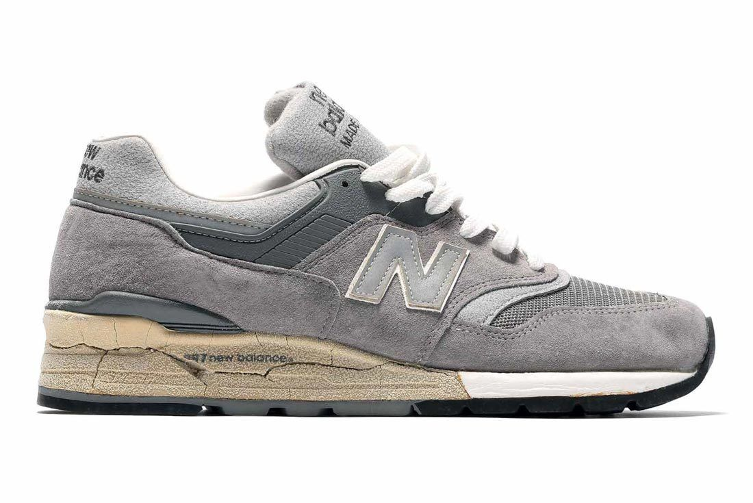 New Balance 997 History 997 Right