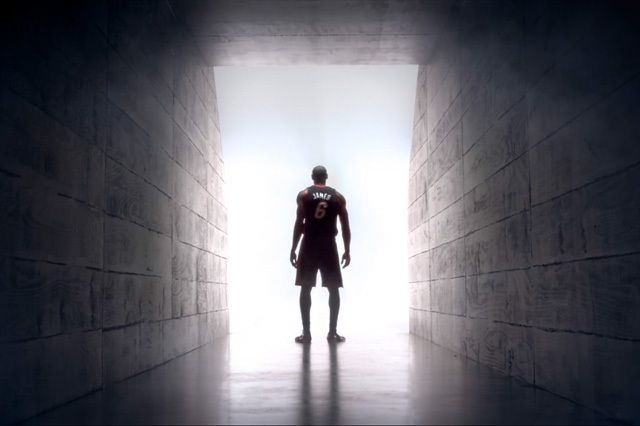 Nike Basketball Lebron 11 Away Commercial 4