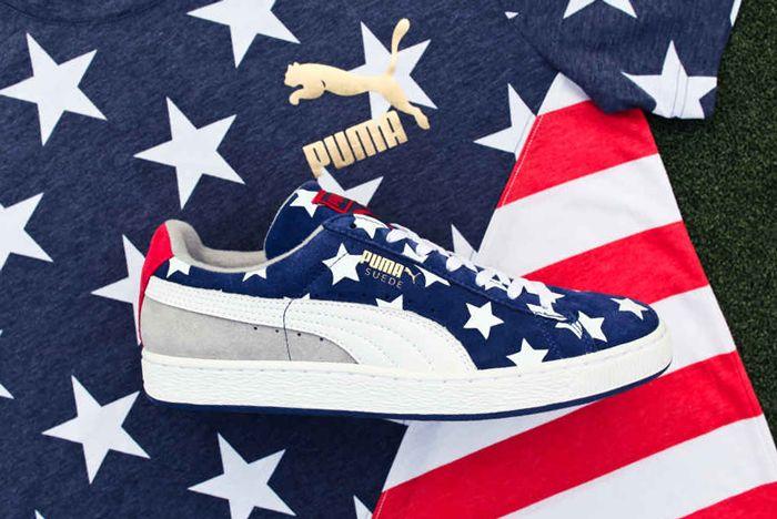 Puma Suede Americana Pack1