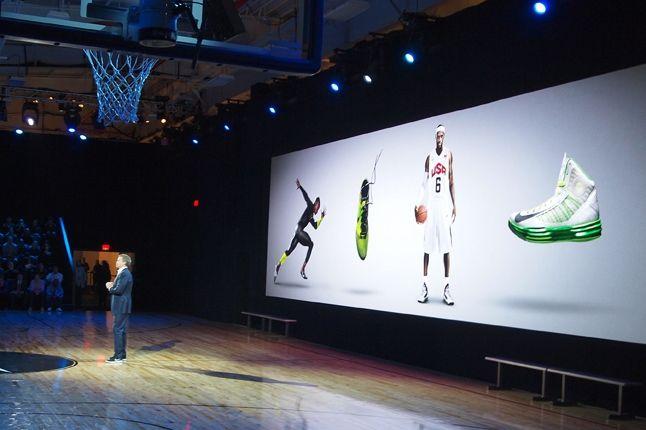 Nike Plus Mrk Parker 1