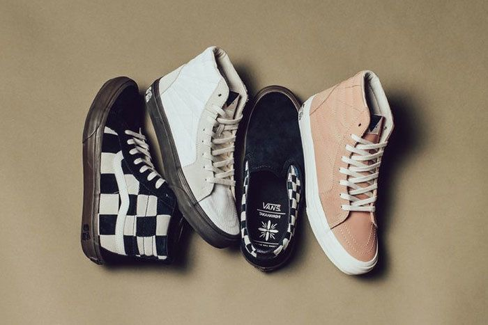 Vans Vault Taka Hayashi Collection 1