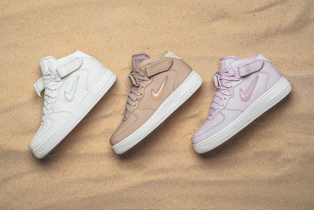 Nike Air Force 1 Mid Jewel Pack 17
