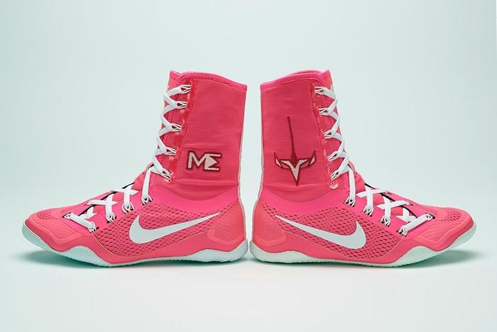 Marlen Esparza Boxing Boots Nike 1