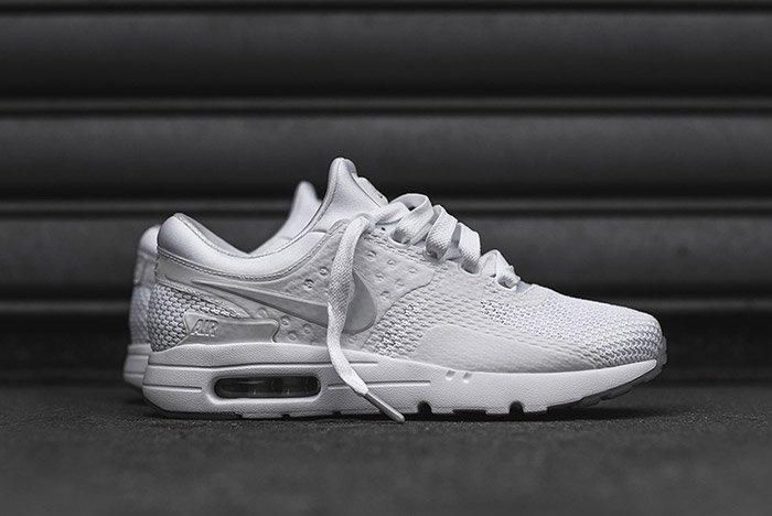 Nike Air Max Zero White 2 1