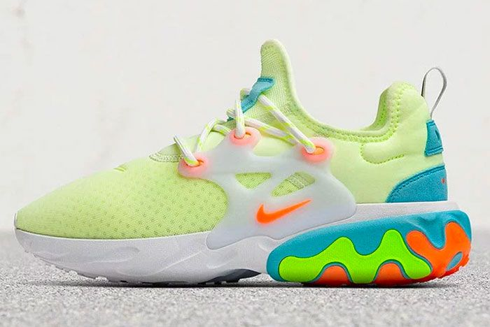 Nike Presto React Womens Summers Left