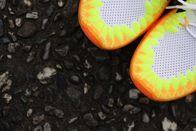 Nike Free Flyknit 3 0 Orange 3