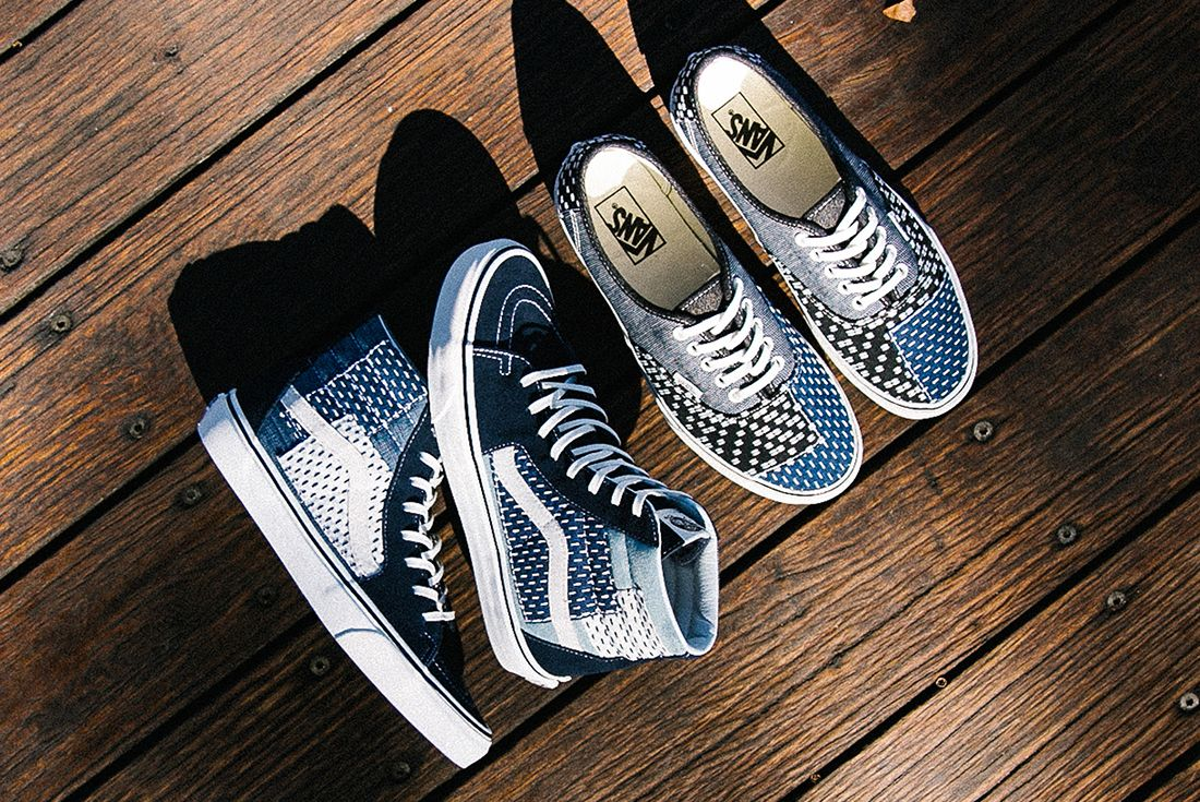 Vans Patchwork Pack 7