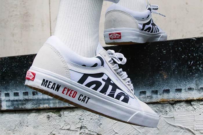 Patta X Vans Old Skool Mean Eyed Cat 2