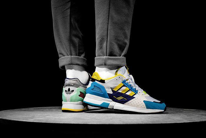 Overkill X Adidas Zx10000 Consortium Sneaker Freaker1