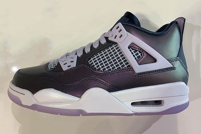 Jordan 4 Monsoon Blue Armory Blue Melon Tint Bq9042 400 1 Leaked Side