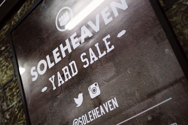 Soleheaven Unit 44 Yard Sale 8 1