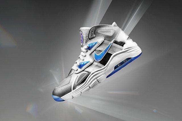 Nike Lunar 180 Trainer Sc Silver Speed 3