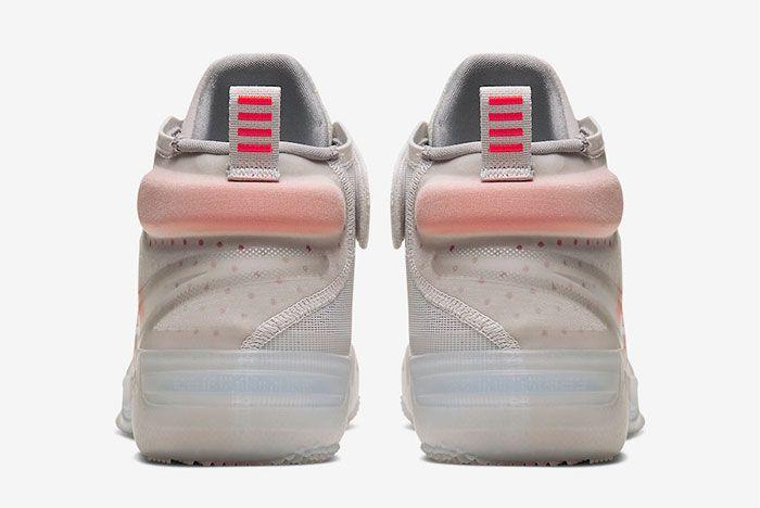 Nike Kobe Ad Nxt Ff Vast Grey Heel