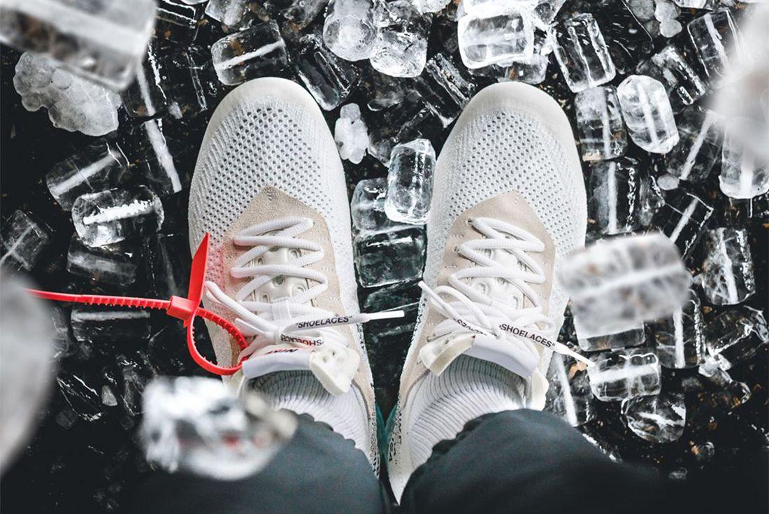 Off White X Nike Air Vapor Max White 7