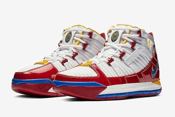 Nike Lebron 3 Superbron 1