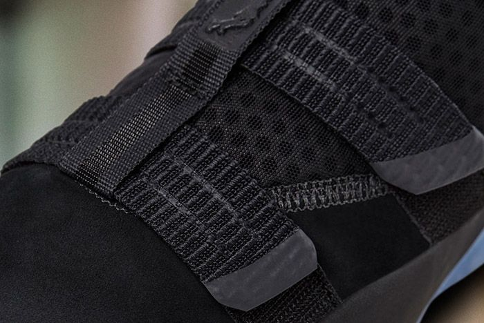 Nike Zoom Lebron Soldier 11 Prototype Black 4