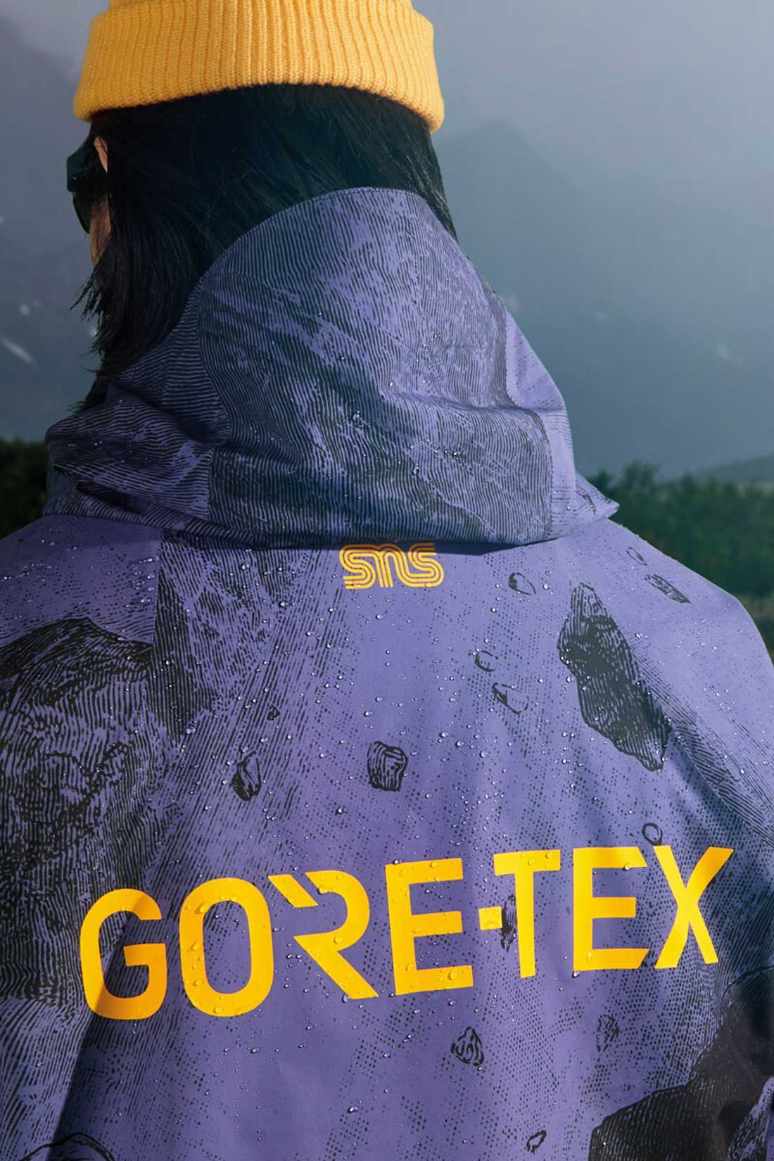 2020 – Sneakersnstuff x GORE-TEX