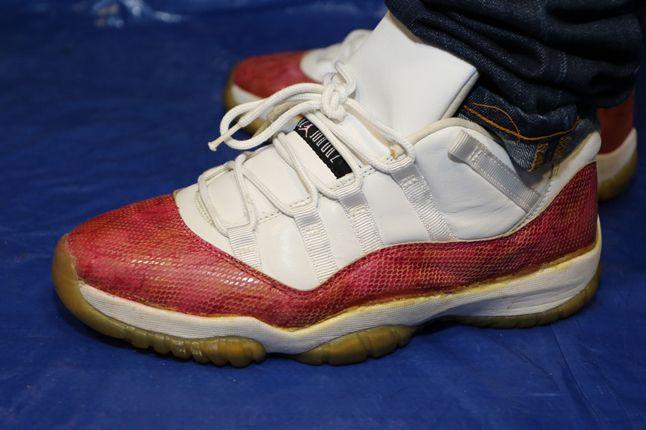 Sneaker Con Atlanta Jordan Nake 1