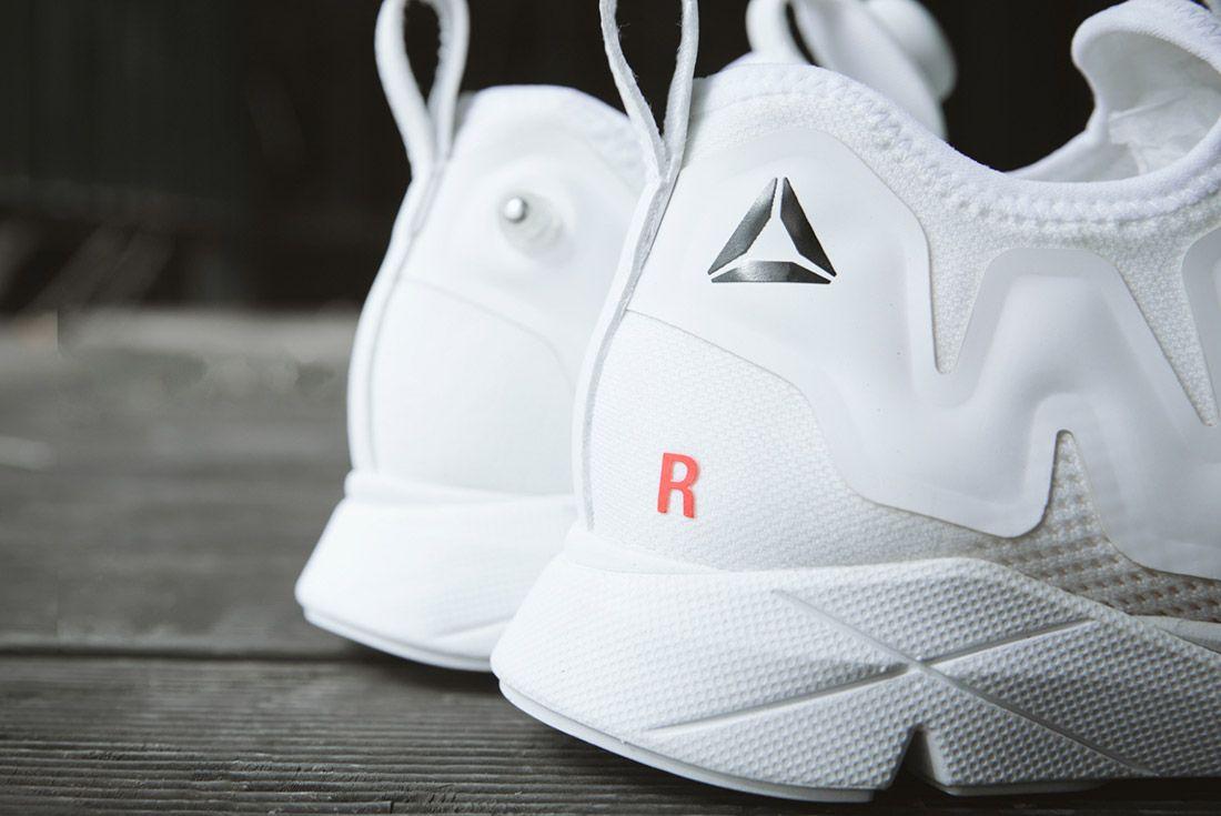 Vetements Reebok Pumps White 5