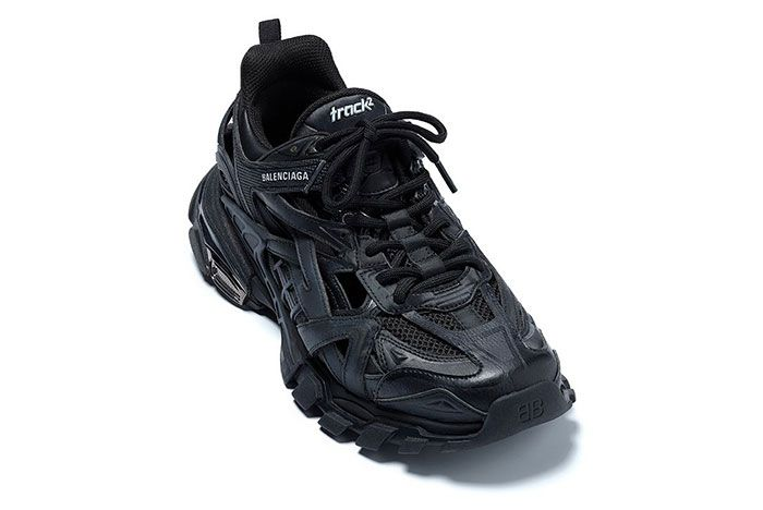 Balenciaga Track 2 Sneaker Black Release Date