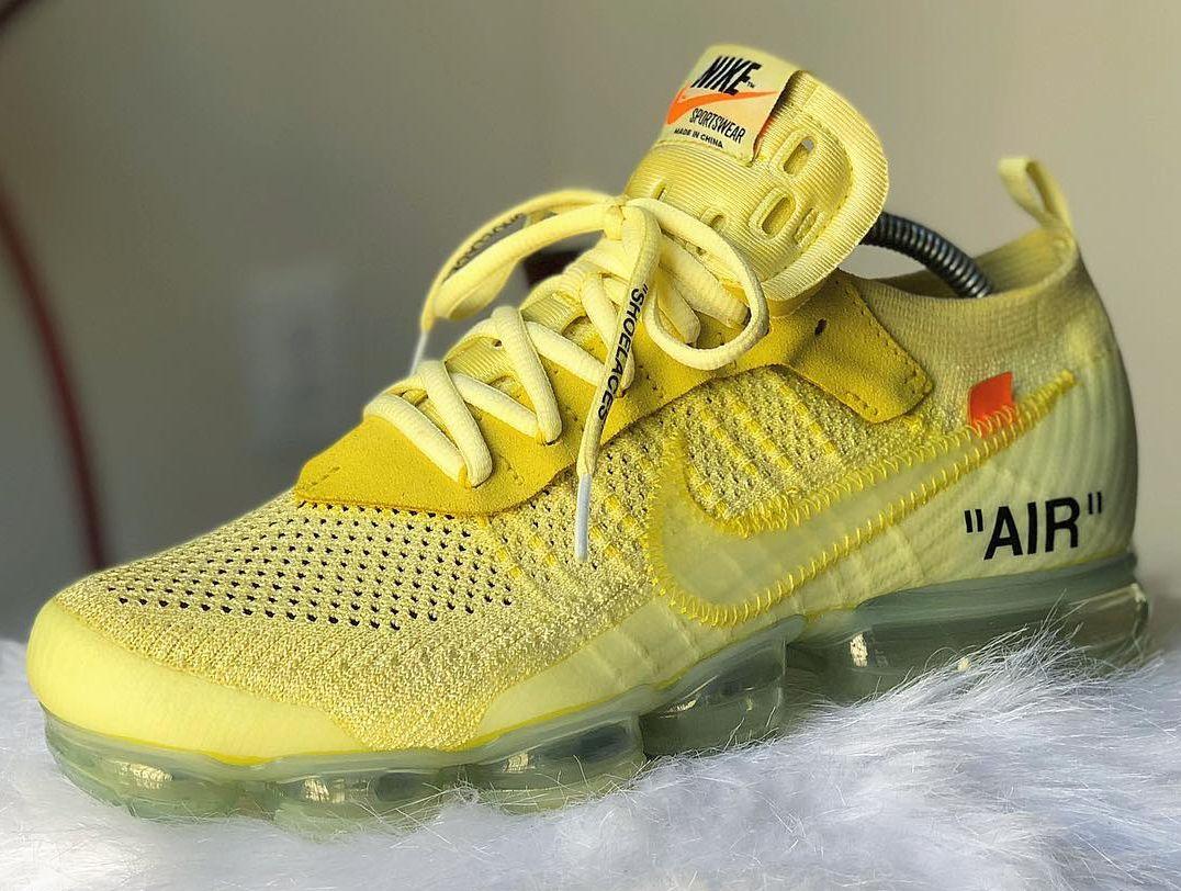 Off White Nike Air Vapormax Custom 1