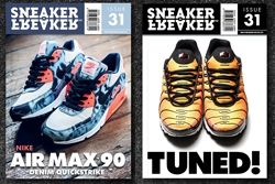 Thumbnailsneaker Freaker Issue 31 Covers Air Max