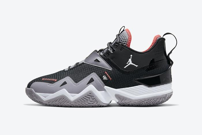 Jordan Westbrook One Take Black Cement Lateral