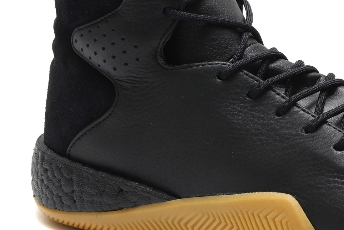 adidas Tubular Instinct Leather (Black
