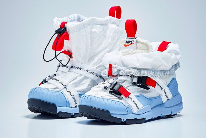 Tom Sachs Nike Mars Yard Overshoe Toe