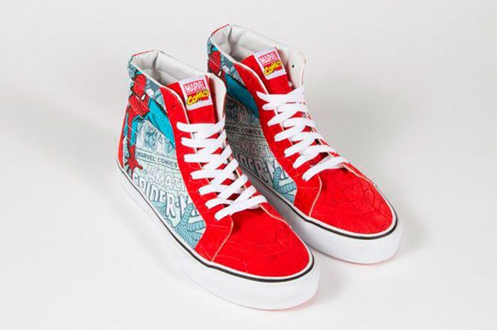 Vans Marvel Avengers Collection Sneaker Freaker 9