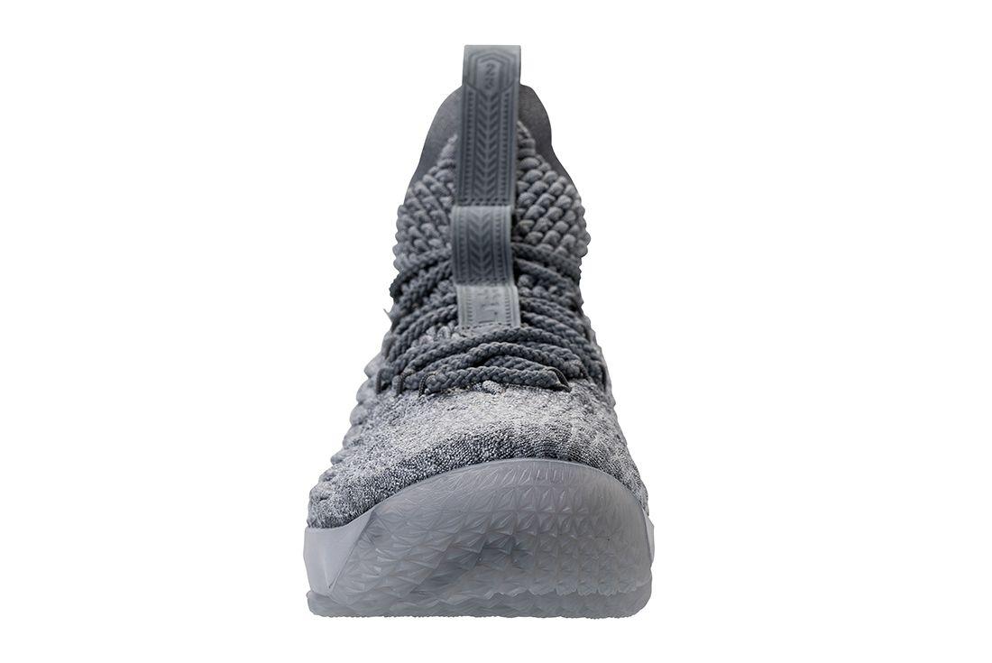 Nike Lebron 15 Wolf Grey Sneaker Freaker 3