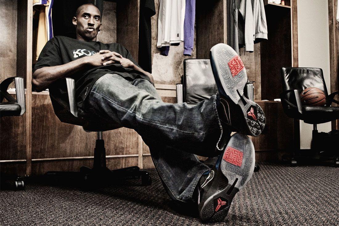 Nike Kobe Zoom 5