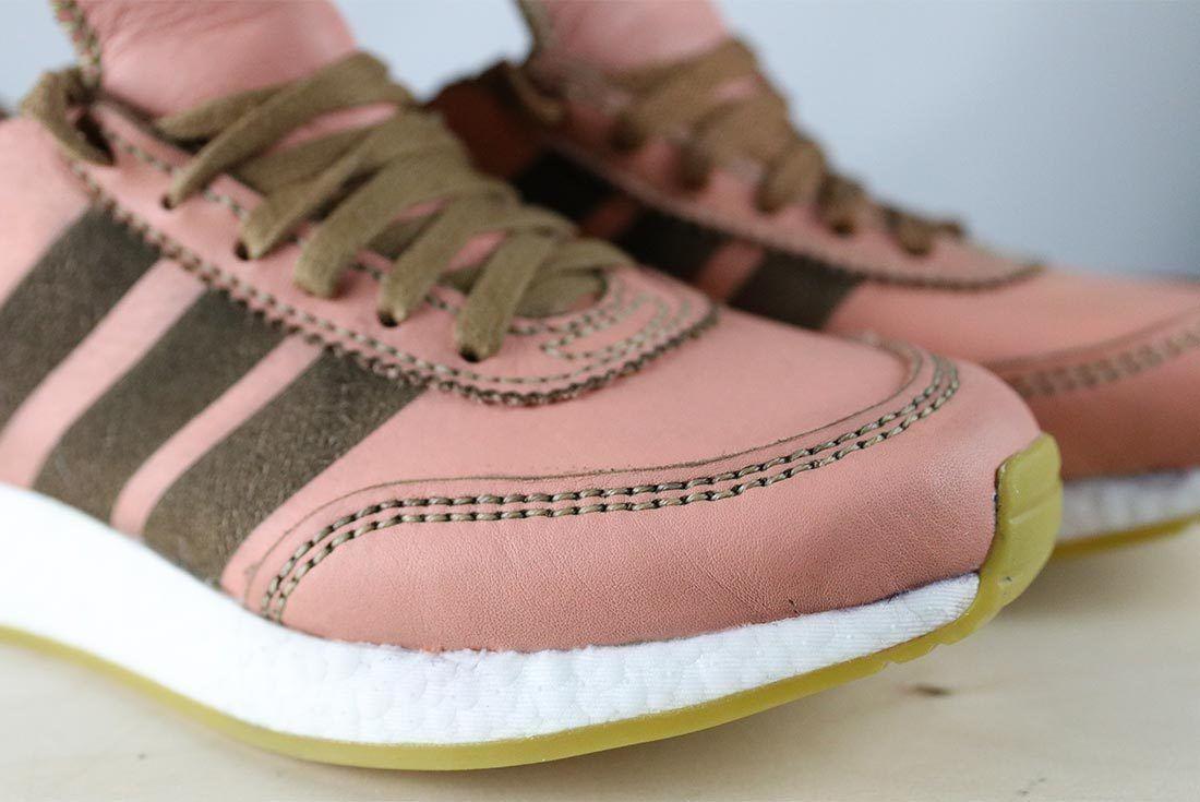 Argo Concepts Iniki I 5923 Laser Veg Tan Boost Adidas 1