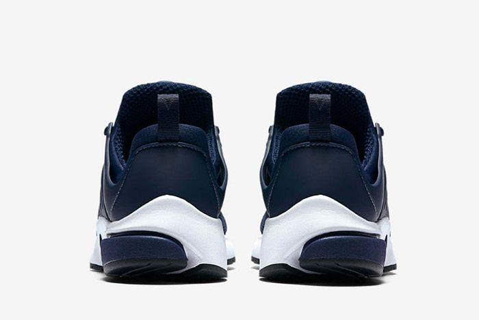 Nike Air Presto Woven Navy Blue 3
