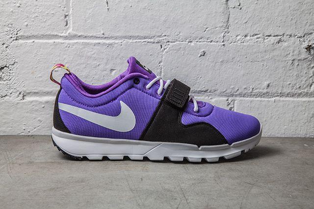 Nike Sb Trainerendor Se Purple Venom