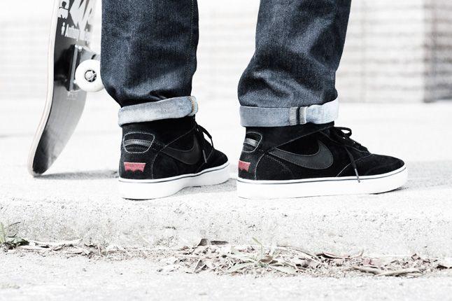 Nike Levis 511 Skateboarding Denim 02 1
