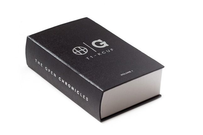 Huf Grenco Science G Flask Book Closed 1